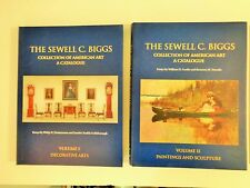 The Sewelll C. Biggs Collection Of American Art A Catalogue Vol. 1 & 2