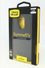 Otterbox Symmetry Series Case for LG G7 ThinQ - Black/Purple - NEW RETAIL !!!