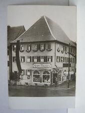 Zwischenkriegszeit (1918-39) Normalformat Ansichtskarten aus Baden-Württemberg für Architektur/Bauwerk