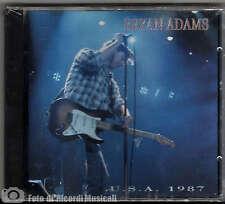 BRYAN ADAMS - USA 1987 STRAYGHT FROM THE HEART **SIGILLATO** Timbro Siae
