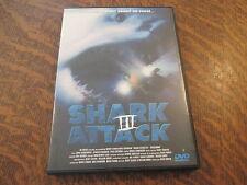 Dvd Shark attack 3