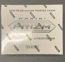 2018 Panini Prizm FIFA World Cup Soccer SEALED Jumbo Box 🔥 MBAPPE ?🔥 FAT PACKS