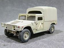 Mi0430 - 1/35 PRO BUILT - Plastic Revell Hummer with Canvas