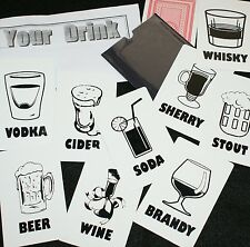In Vino Veritas -- Lie detector with drinks theme --plus bonus routine     TMGS