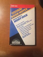 Barron's Book Notes – Herman Melville.s Moby Dick