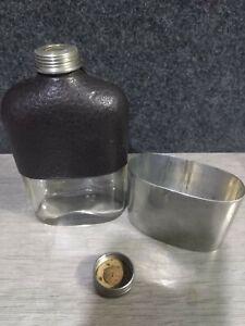 Hardy Bros Vintage Hip Flask