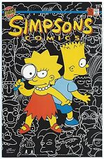 SIMPSONS COMICS #3 BONGO Comics 1994 NM/MT 9.8 LISA SIMPSON Cover KRUSTY KLOWN