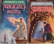 Complete Set Series - Lot of 4 Riftwar Saga books by Raymond E. Feist Magician