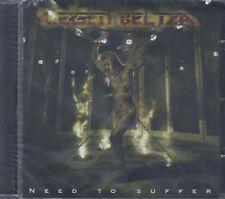 LEGEN BELTZA-NEED TO SUFFER-CD-thrash-darkane-testament-agelus apatrida