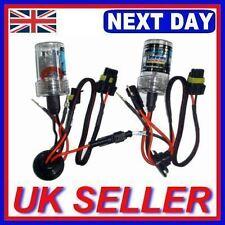 H4 12000K HID Xenon Light 2 Replacement Bulbs Set 12K