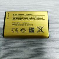 2450mAh BL-5C Battery For Nokia 1100 1101 110 1110i 1110 1112 114 1200 Warranty