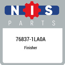 76837-1LA0A Nissan Finisher 768371LA0A, New Genuine OEM Part