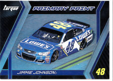 2017 Panini Torque Primary Paint #PP1 Jimmie Johnson