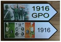 1916 Easter Rising Road Signs and Fridge Magnets