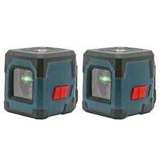 2 Lines Self-leveling Laser Level 360 Horizontal Vertical Cross Instruments