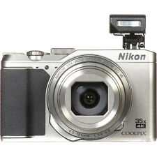 Nikon COOLPIX A900 Digital Camera with 35x Optical Zoom (Silver)