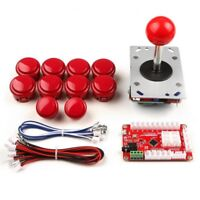 Original Joystick Raspberry Pi Arcade Retropie 10 Push Buttons GeeekPi Brand New