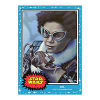 Topps Star Wars Living Set VAL Card #6