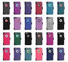 For iPhone X 8 7 Plus 6S Plus 6 Case Cover {Belt Clip fits Otterbox Defender}