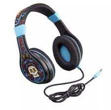 Disney Pixar Coco Child Protective Youth Headphones Sealed HTF Parental Volume
