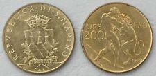 San Marino 200 Lire 1979 p96 unz