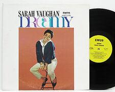 Sarah Vaughan        Dreamy        Emus       USA      NM  # 49