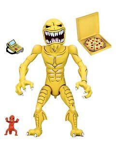 "Ready! NECA Teenage Mutant Ninja Turtles Pizza Monster 7"" Action Figure OFFICIAL"
