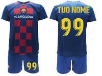 Set Barcelona Brauch 2020 Offizielle Barcelona Fcb 2019 Anzahl Name