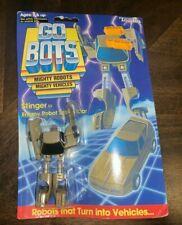 Tonka Go Bots Stinger 53 Enemy Robot Sports Car 1985 New Moc