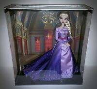 FROZEN 2 NEW YORK SAKS FIFTH AVE EXCLUSIVE DISNEY ELSA LIMITED EDITION DOLL
