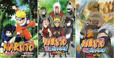 Anime DVD Naruto Episode 1-540 Free Movie Collection 1-11 English Dub DHL Fast
