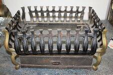cast iron fire grate make good fire pit