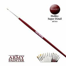 Army Painter Hobby Super Detail Brush Miniatures TAP BR7016