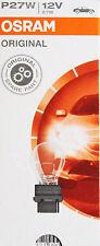 10 St OSRAM P27W 27 Watt 12 Volt W2.5x16d Autolampe Licht Leuchte US-Wagen