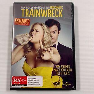 Trainwreck (DVD 2015) Amy Schumer Region 2,4