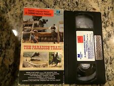 EL CAMINO HACIA EL PARAISO THE PARADISE TRAIL RARE VHS! NOT DVD! SPANISH WESTERN