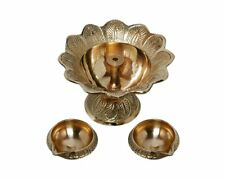 Brass Devdas Diya With Kuber Deep Brass Deepak Diwali Decorative Item Home Decor