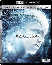 Prometheus 4K UHD Edition [Blu-ray Region A Ridley Scott, Digital Download]