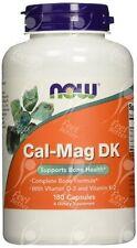 Calcium Magnesium Vitamin D3 & K2 x180cap - SUPERSELLER