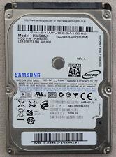 """Samsung HM500JI 500GB Internal 5400RPM 2.5"""" (HM500JI) HDD"""