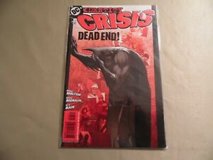 Identity Crisis #6 (DC 2005) 2nd Print / Free Domestic Shipping