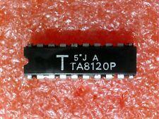 "5 PCS TOSHIBA TA8120P AM STEREO DECODER DIP-20 ""FREE US SHIPPING"" NOS ""US SELLER"