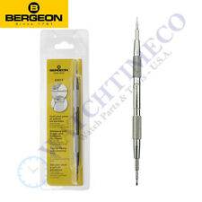 Bergeon 6767-F Spring Bar Tool for Watch Bands or Bracelets Swiss Made