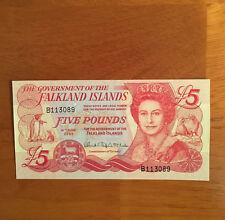 Falkland Islands 5 Pounds 2005 P-17> UNC
