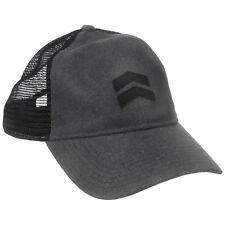 854c6c24580 A. KURTZ Charlie Trucker Baseball Cap Charcoal (AK438)