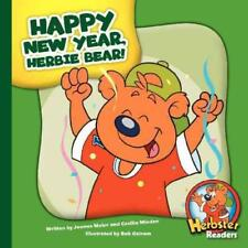 HAPPY NEW YEAR, HERBIE BEAR! - NEW LIBRARY BOOK