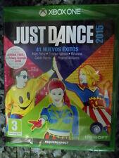 JUST DANCE 2015 15 Nuevo Xbox One con Frozen baila En castellano In english