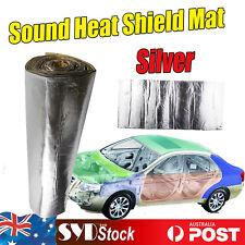 9.69Sqft Car SE Hood Boot Sound Heat Insulation Deadener Foam Underlay Mat