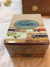 Tomytec The Car Collection Set 4 N Gauge For Kato Tomix Etc 12x3 Cars Very Rare