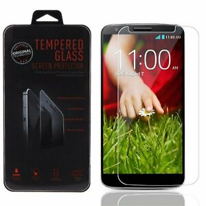 Premium Real Tempered Glass Film Screen Protector for LG Optimus G2